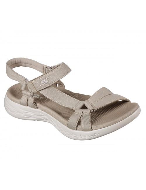Sandalias Skechers On The...