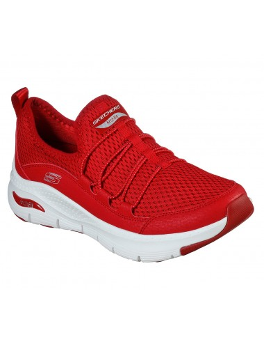 Skechers arch fit rojo